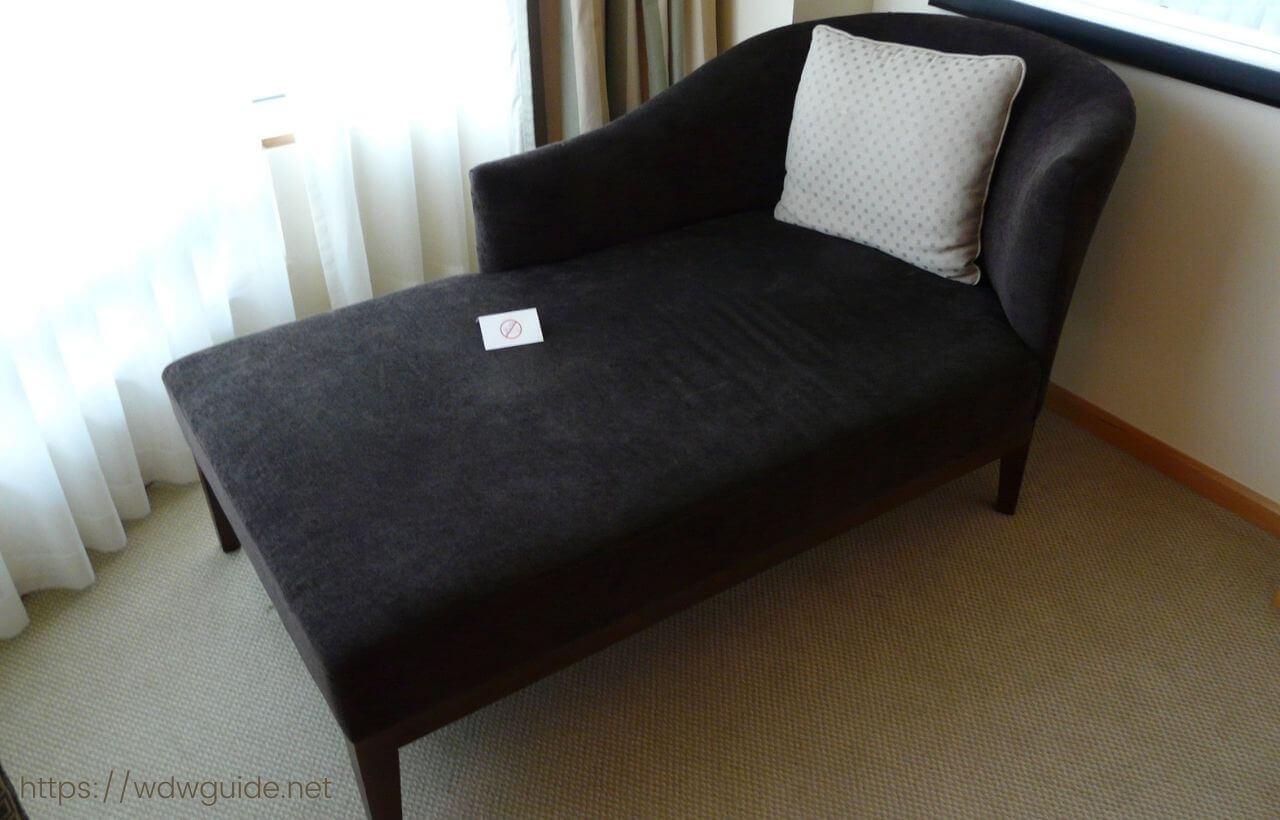 パン パシフィック バンクーバーの椅子