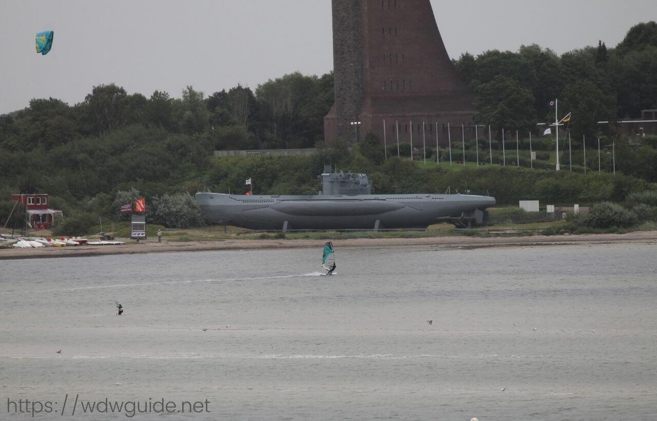 ドイツ海軍の潜水艦 U995