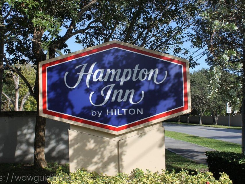 【クルーズに便利なホテル】ハンプトン イン・フォートローダーデール エアポート ノース クルーズ ポート(Hampton Inn Ft. Lauderdale Airport North Cruise Port)