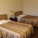 成田エアポートレストハウスのベッド
