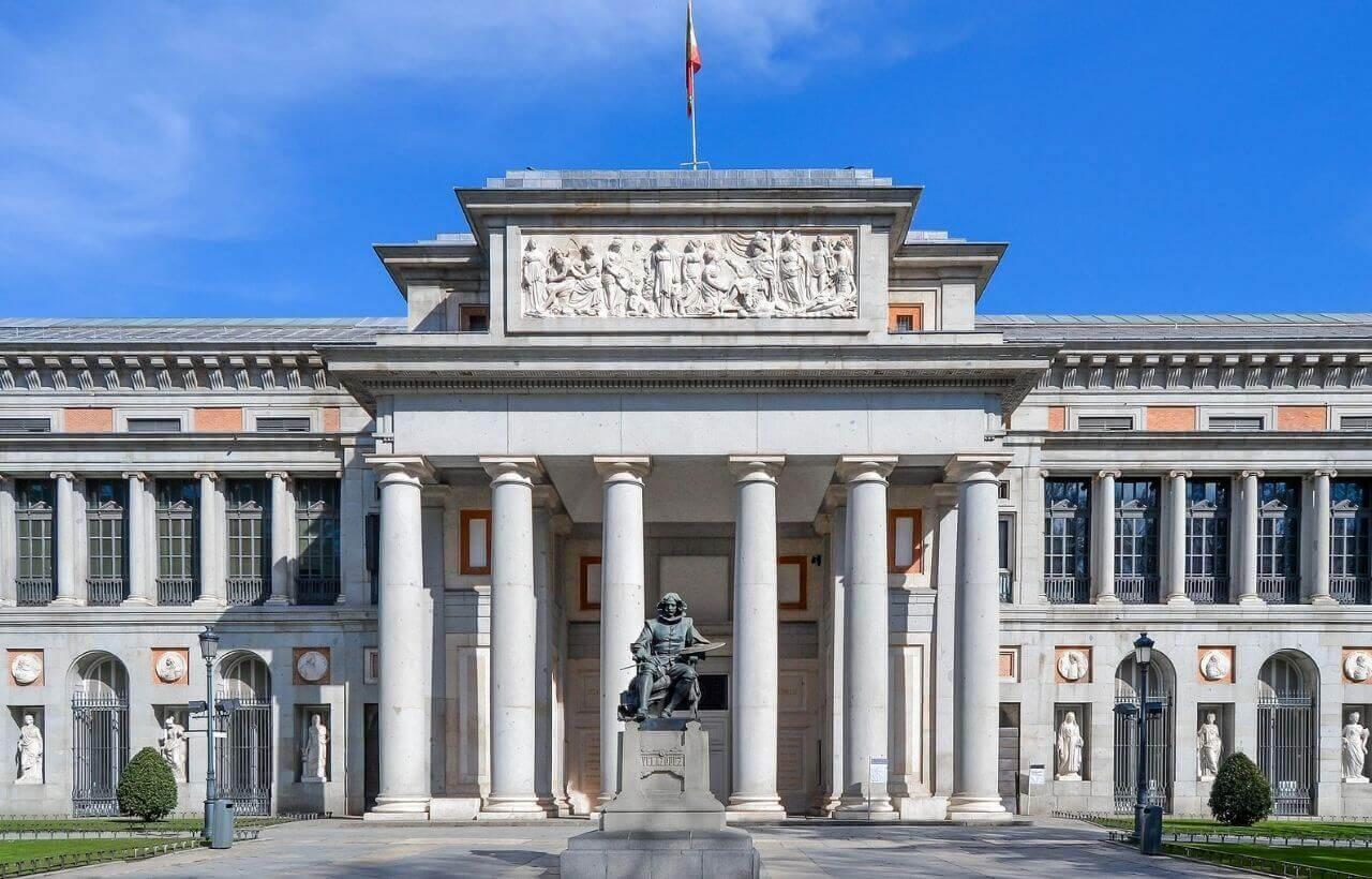 スペインのプラド美術館のオンライン海外ツアー