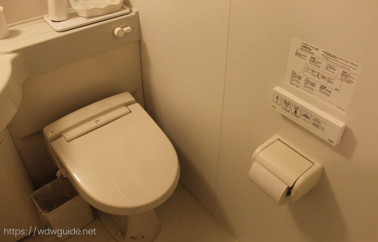 成田エアポートレストハウスの洗面