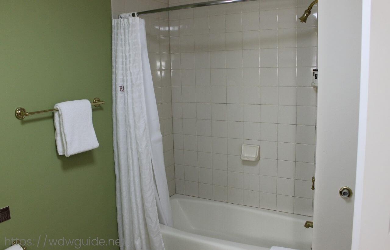 フォートローダーデールのリバーサイドホテルのバスルーム