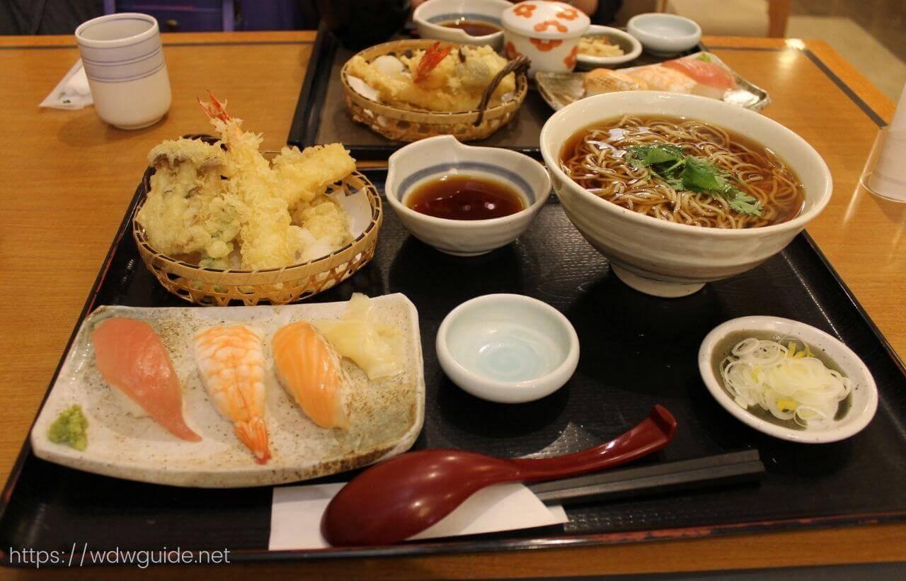 成田空港のレストラン
