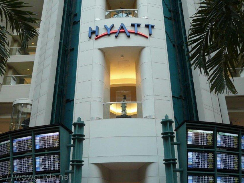 ハイアットリージェンシー・オーランド インターナショナル エアポート|MCO空港内にある便利なホテル