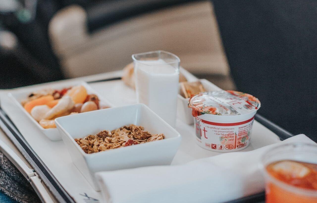 羽田空港オンラインショップの機内食