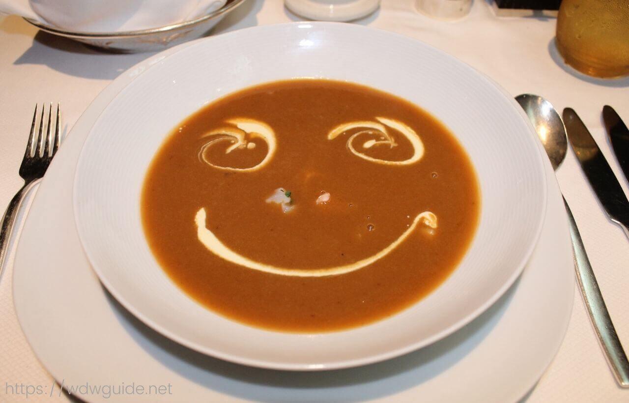 ピナクルグリルのスープ