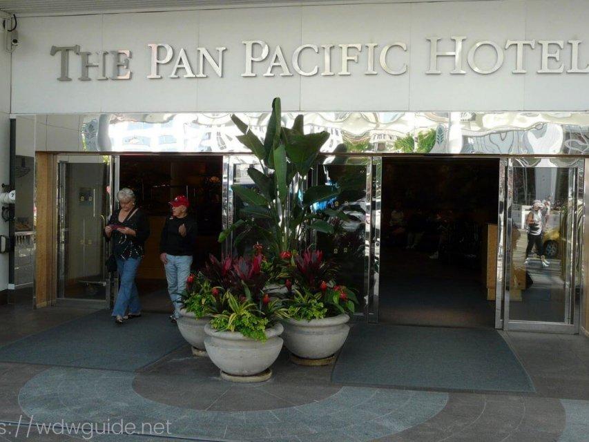 パン パシフィック バンクーバーホテル(The Pan Pacific Vancouver Hotel)|アラスカクルーズに便利なウォーターフロントのホテル
