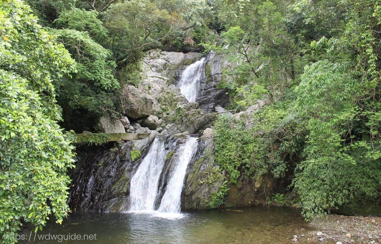 奄美大島のアランガチの滝[奄美大島旅行記ブログ]