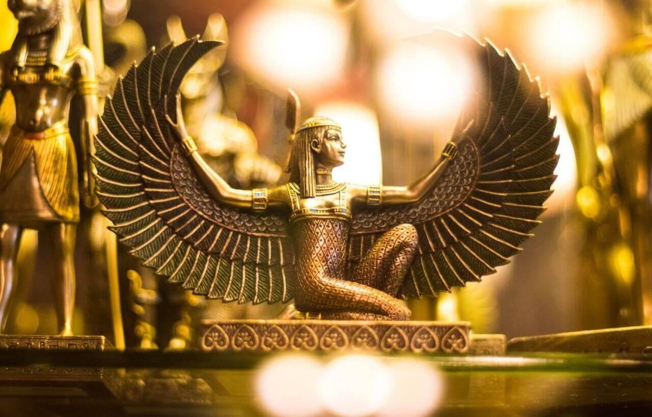 エジプトの副葬品