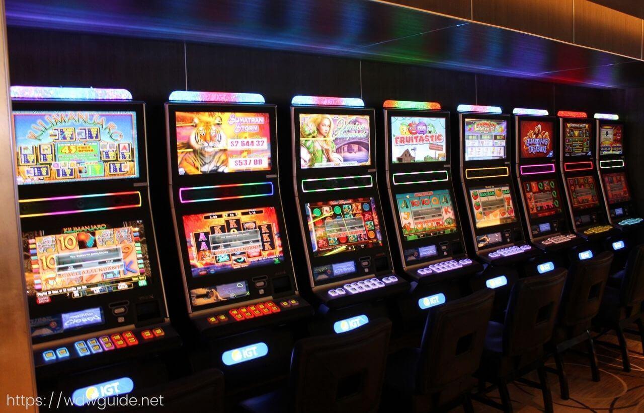 コーニングスダムのカジノ