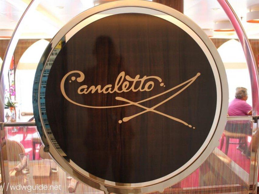 Canaletto (カナレット) | ホーランドアメリカ イタリアンレストラン