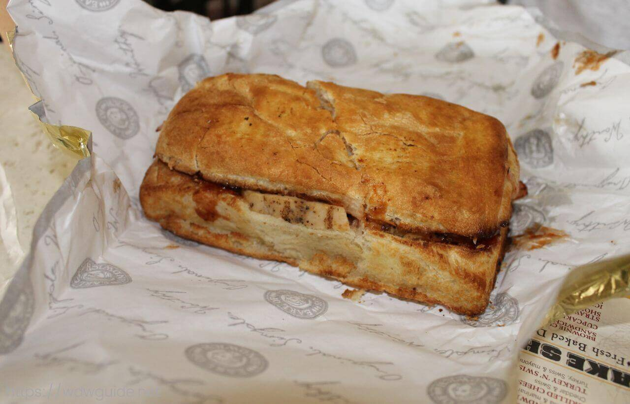 WDWのダウンタンディズニーのアールオブサンドイッチ