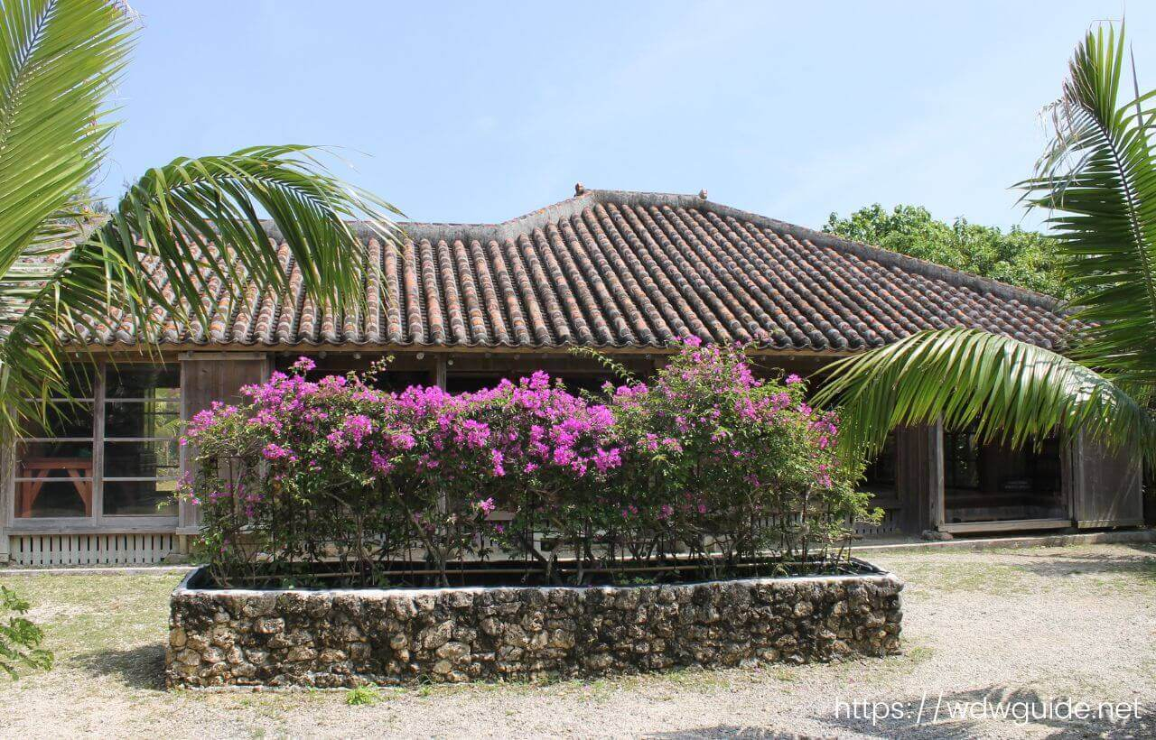 石垣やいま村の古民家2